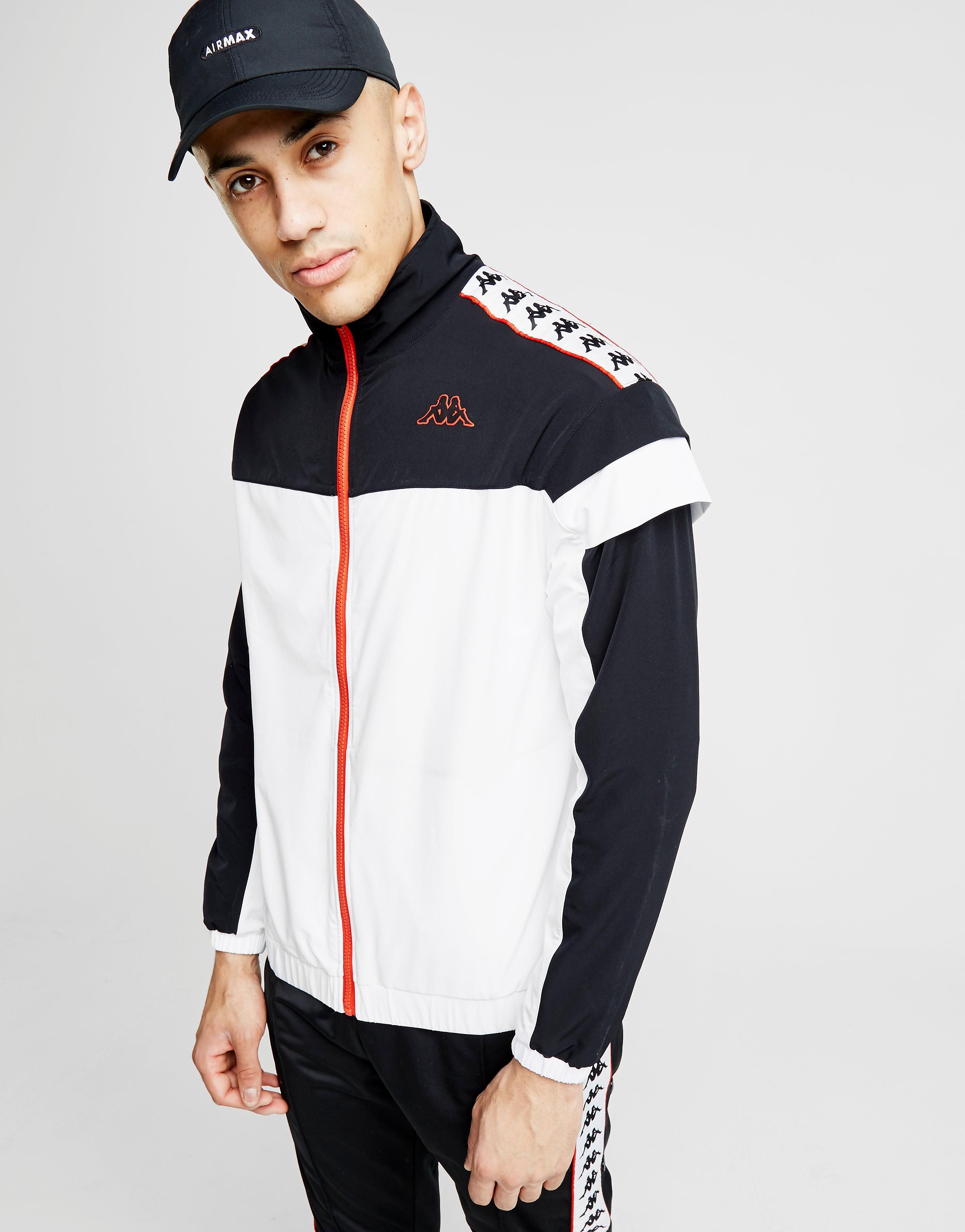 Kappa chaqueta de chándal Arron Woven