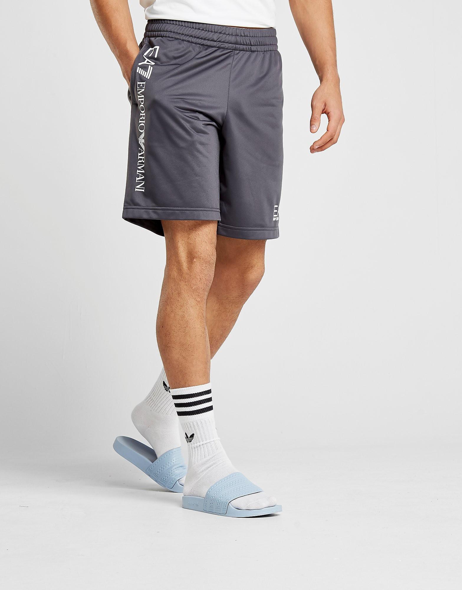 Emporio Armani EA7 pantalón corto Side Logo Poly