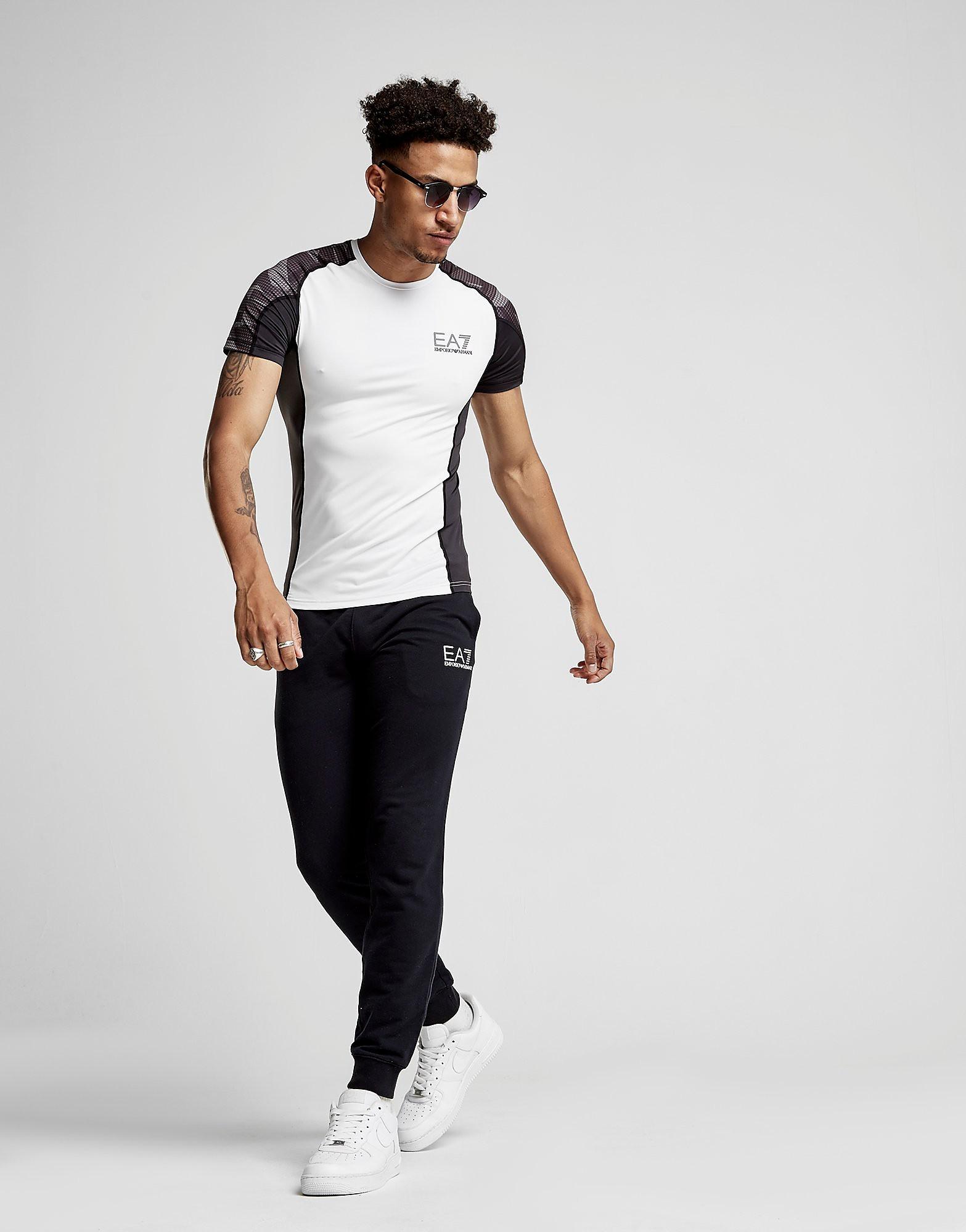 Emporio Armani EA7 camiseta Poly Tech