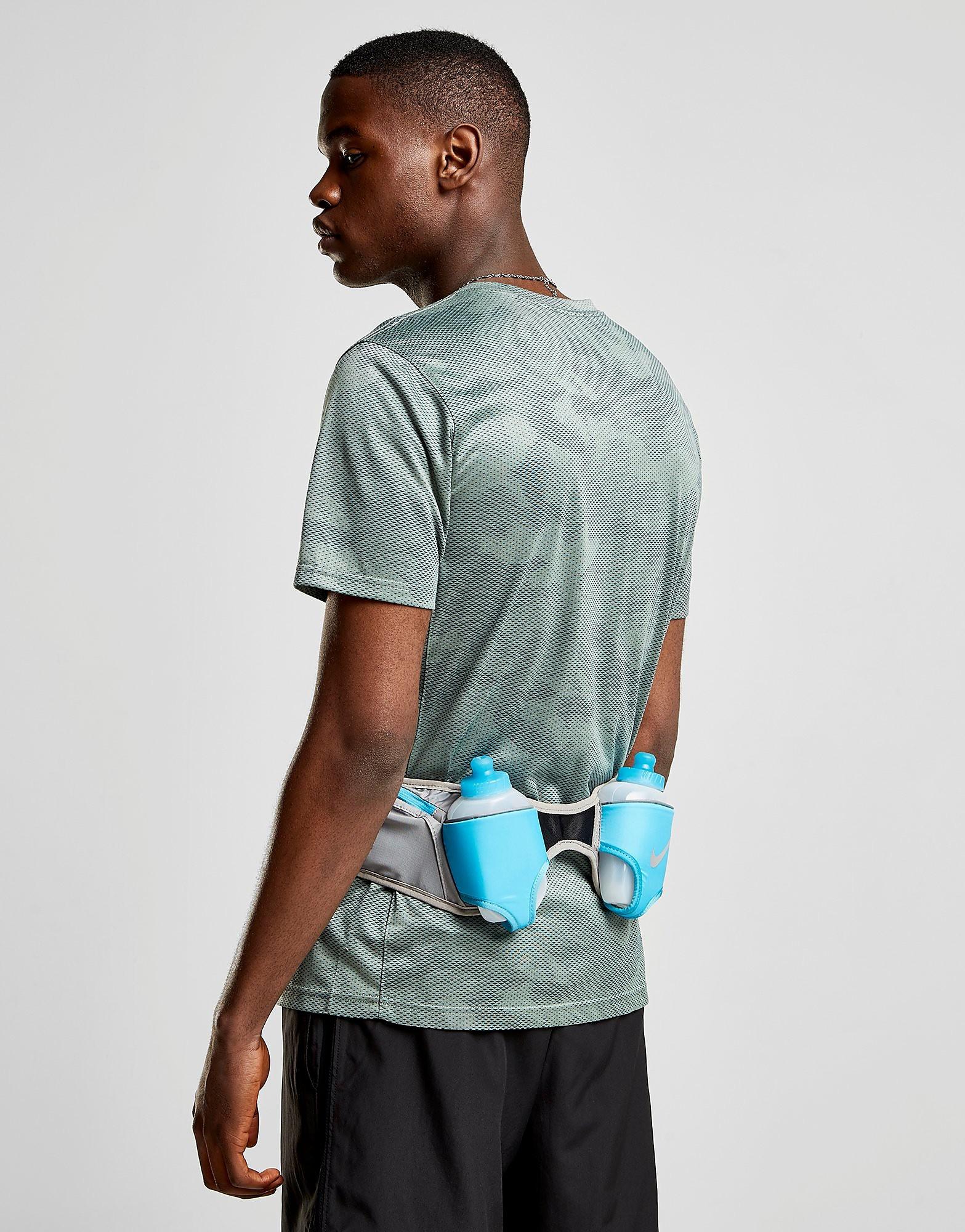Nike cinturón de running Double 60cl Flask