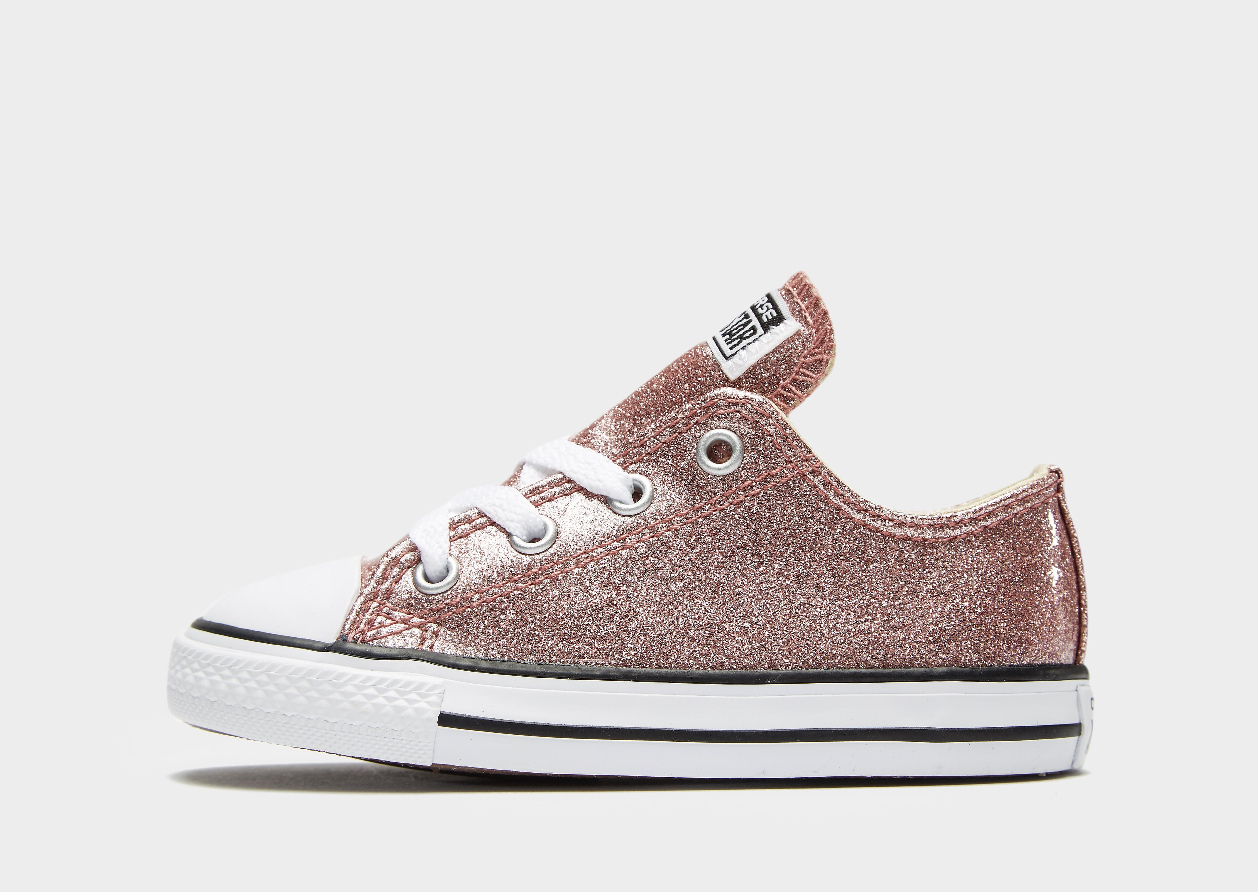 Converse All Star Sparkle Ox para bebé