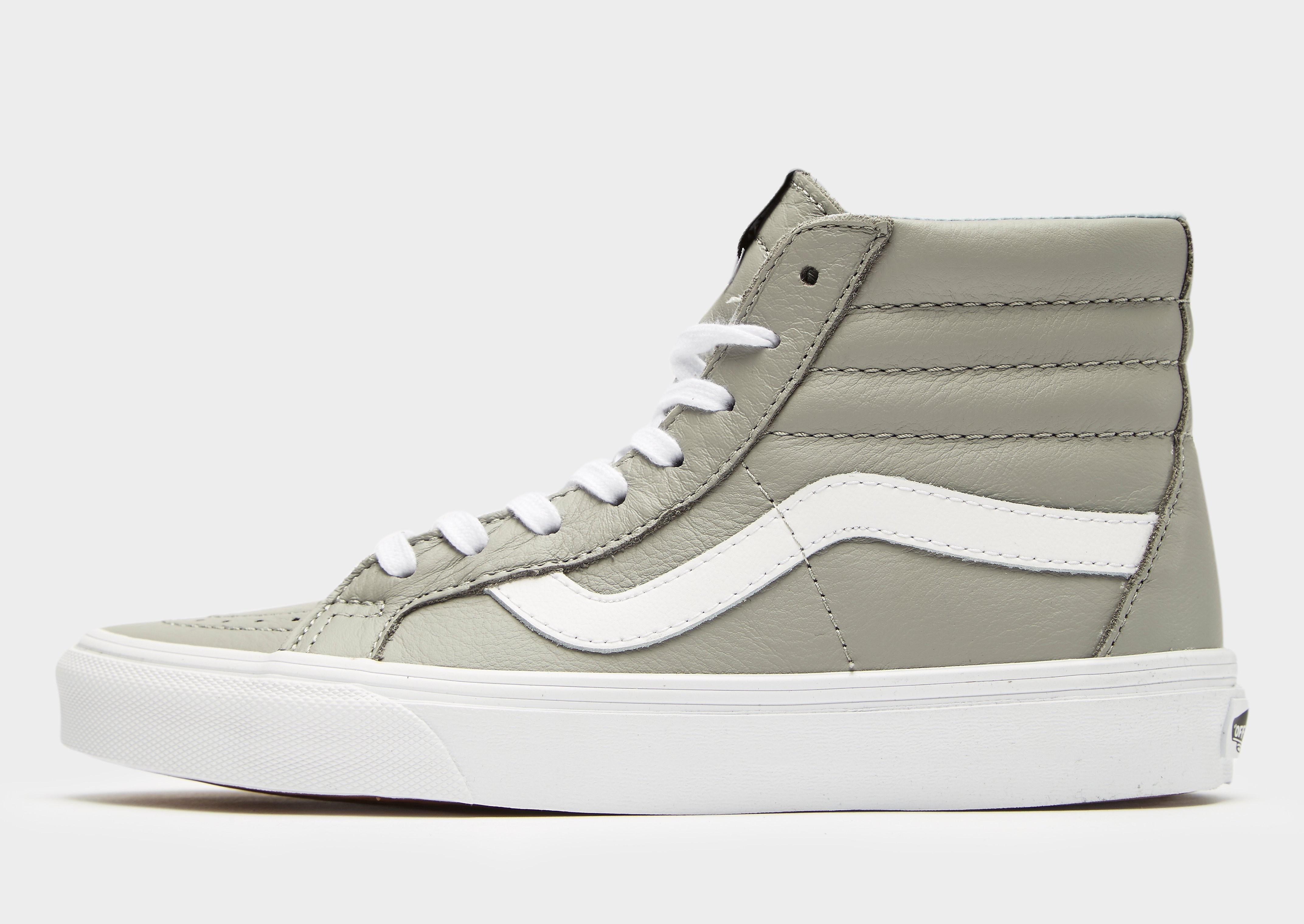 Vans Sk8-Hi Leather para mujer