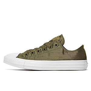 converse grises mujer