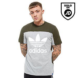 4d762462375f4 adidas Originals camiseta Core Stack ...