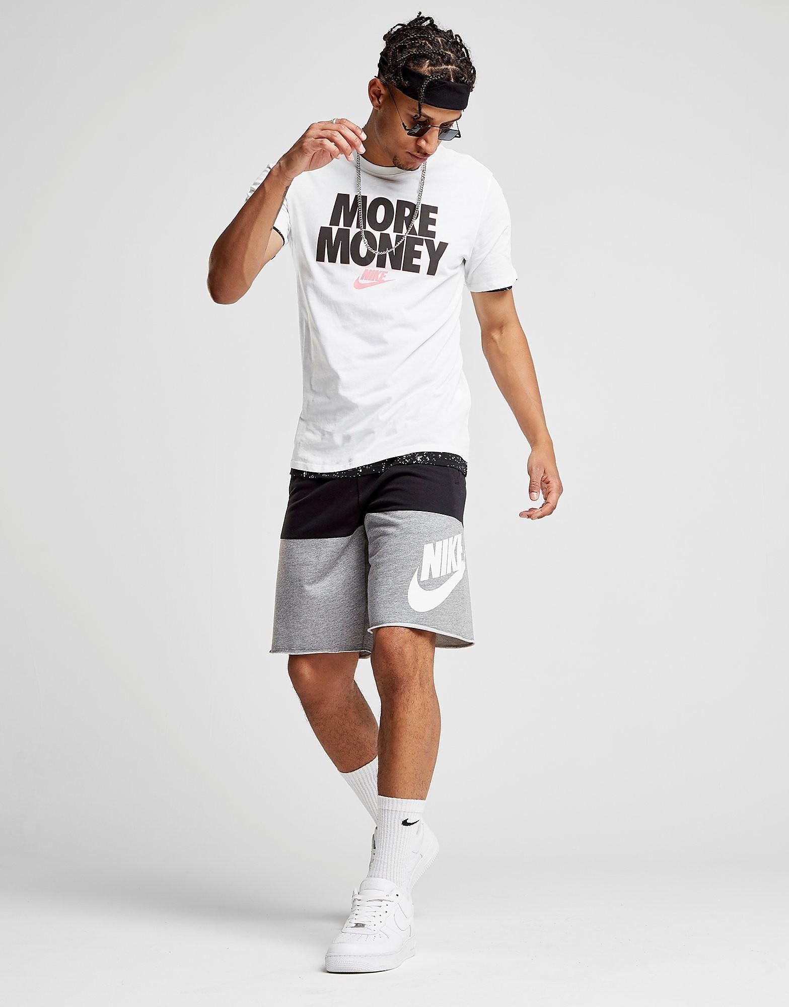 Nike pantalón corto Alumni Colour Block