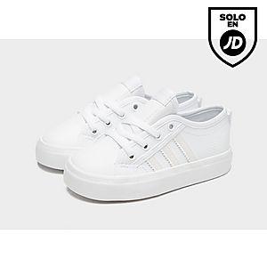 7c521c604cc adidas Originals Nizza Lo para bebé adidas Originals Nizza Lo para bebé