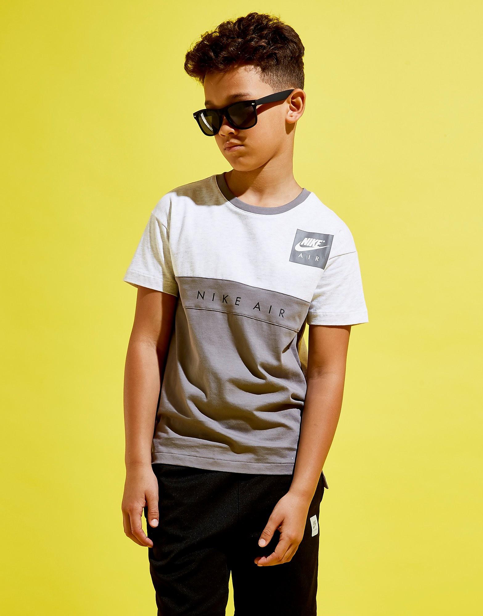 Nike Air camiseta Colourblock júnior