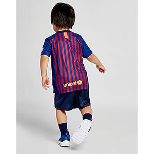 68038b1c68a9c ª equipación para bebé Nike conjunto FC Barcelona 2018 19 1.ª equipación  para bebé