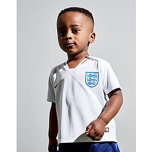 ª equipación para bebé Nike conjunto Inglaterra 2018 1.ª equipación para  bebé 3b0a3390ad7
