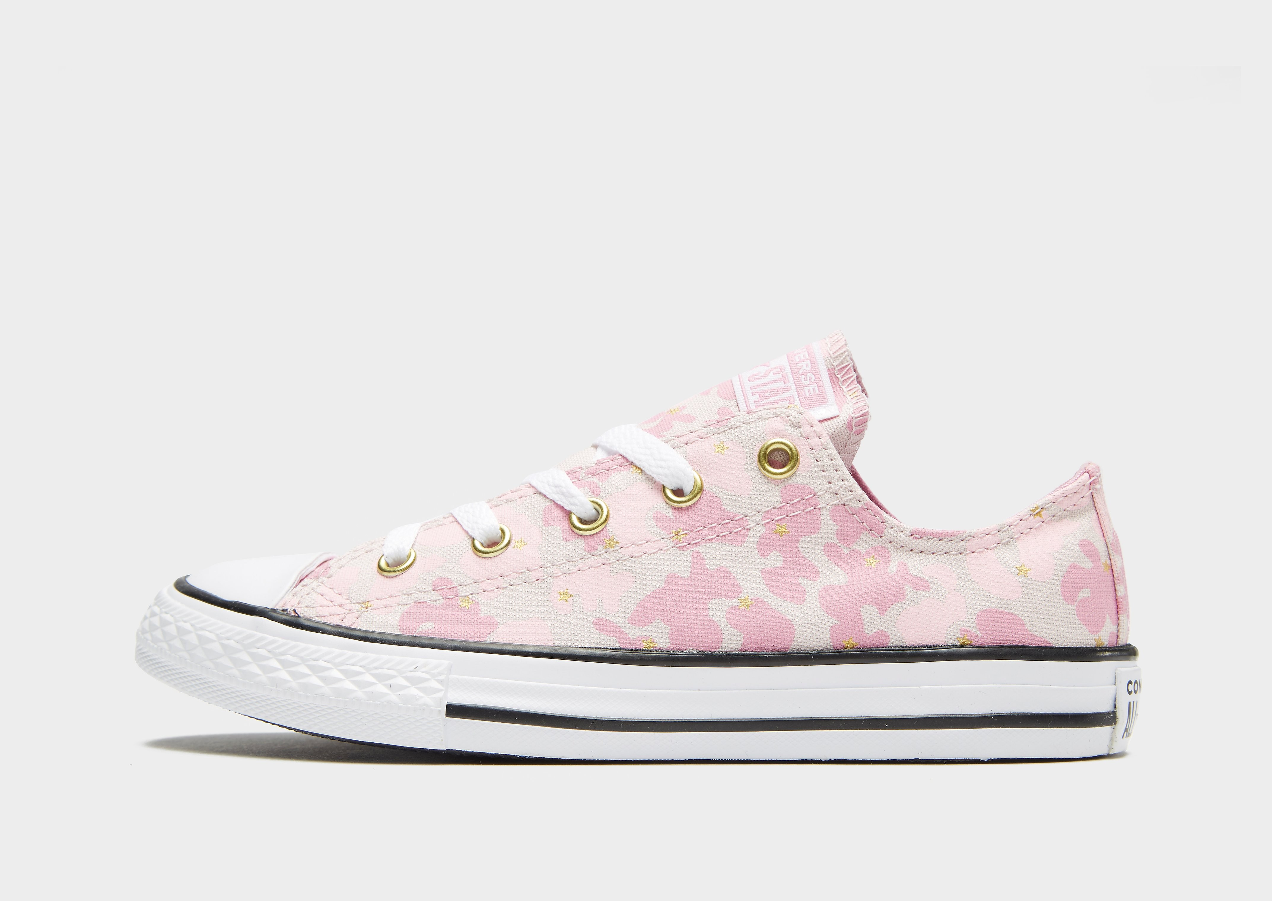 Converse All Star Camo Ox Children