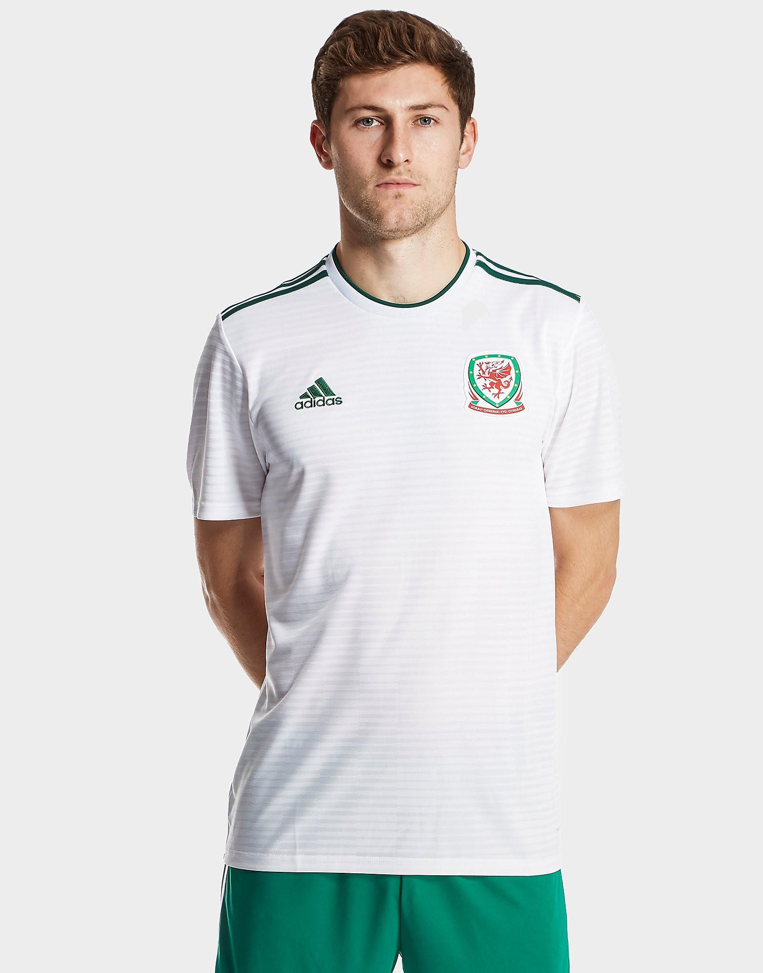adidas camiseta Gales 2018/19 2.ª equipación