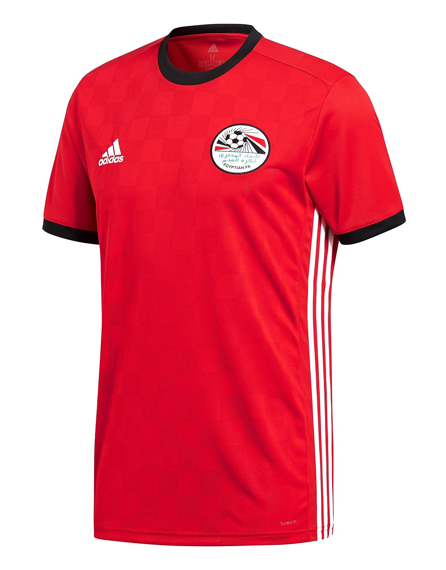 adidas camiseta 1.ª equipación Egipto 2018