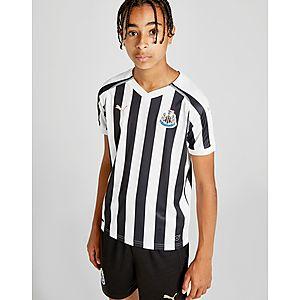 PUMA camiseta Newcastle United FC 2018 19 1.ª equipación júnior ... 105fb03b66081