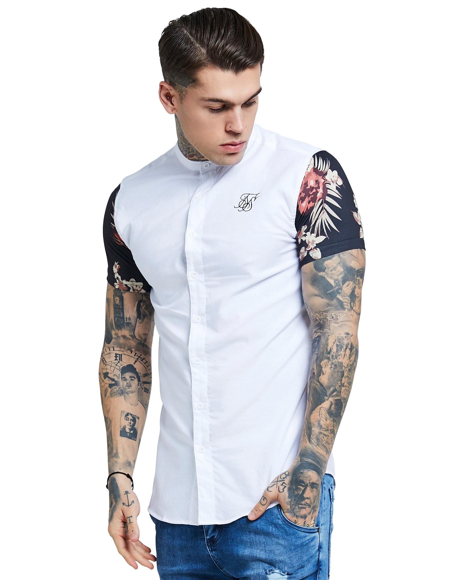 SikSilk camisa Short Sleeve