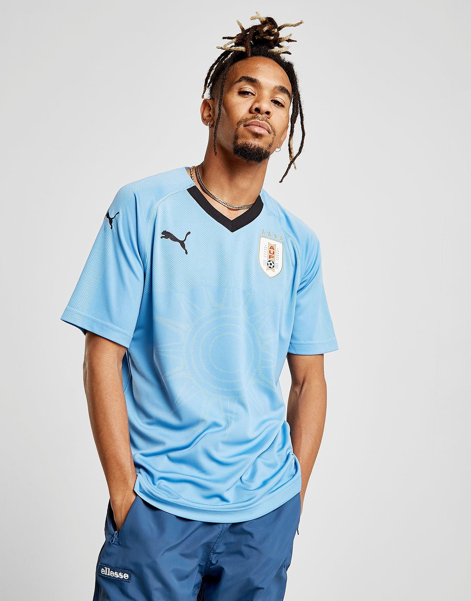 PUMA camiseta Uruguay 2018 1.ª equipación