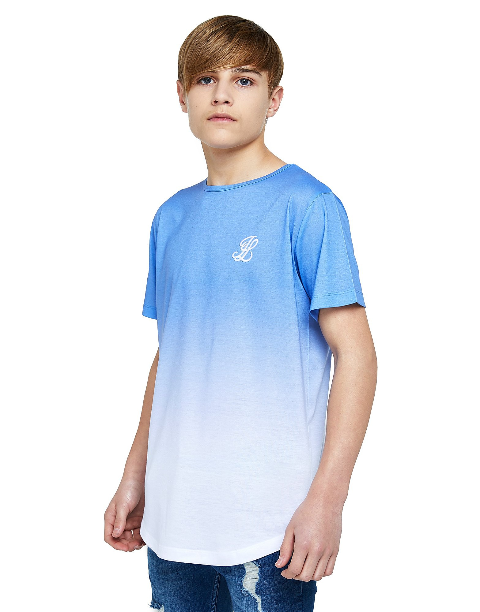 ILLUSIVE LONDON camiseta Fade júnior