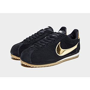 nike cortez suede mujer
