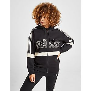 Adidas Originals Full Zip Linear Chaqueta 1Fq1T