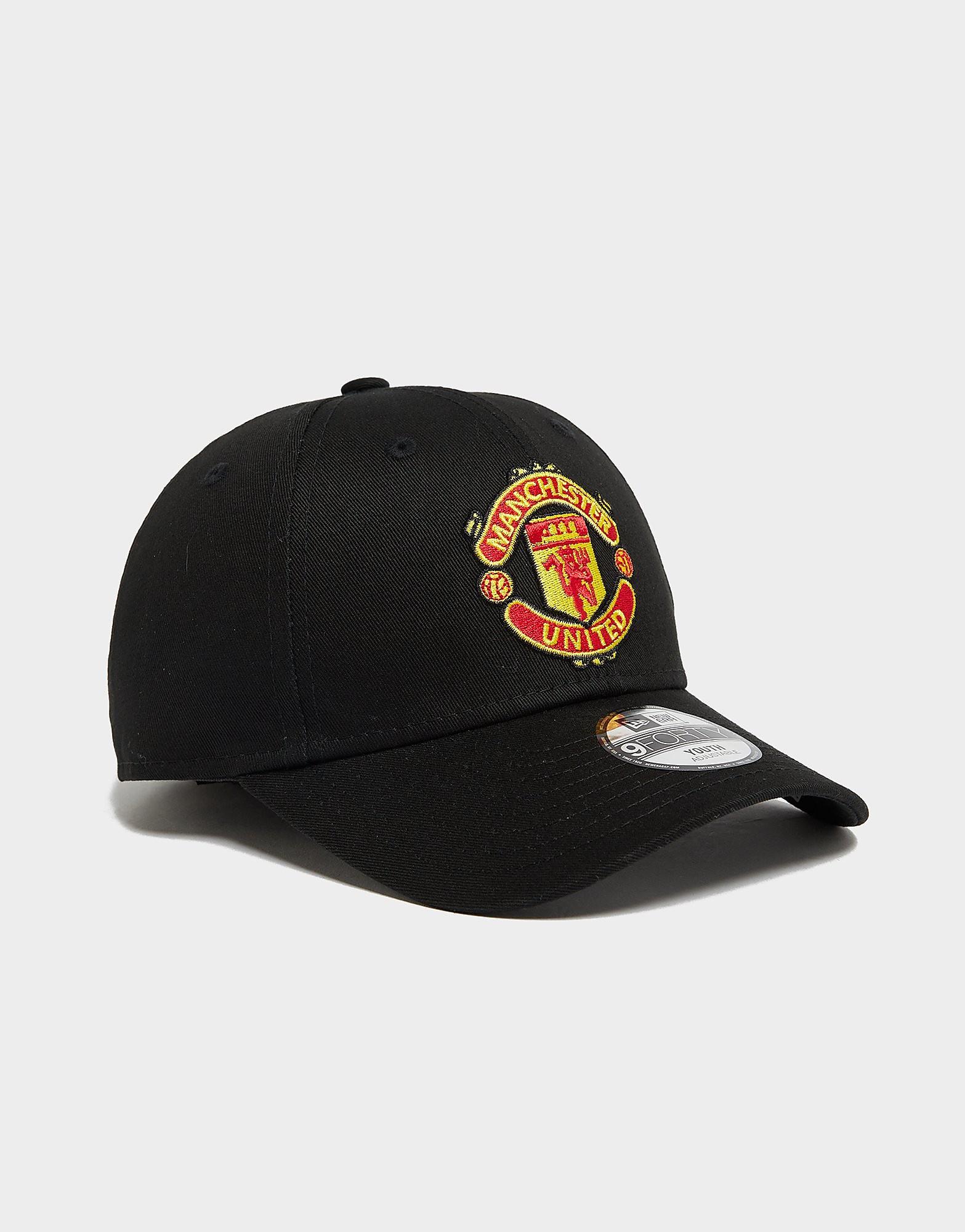 New Era gorra Manchester United FC Kids' 9Forty júnior