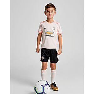 adidas 2.ª equipación Manchester United FC 2018 19 infantil ... 7700352873c