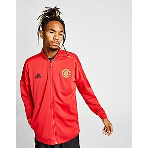 adidas Manchester United FC 2018 19 Zone Jacket ... fd39f106d929d