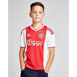 adidas camiseta 1.ª equipación Ajax 2018 19 júnior ... e8338140a63a5