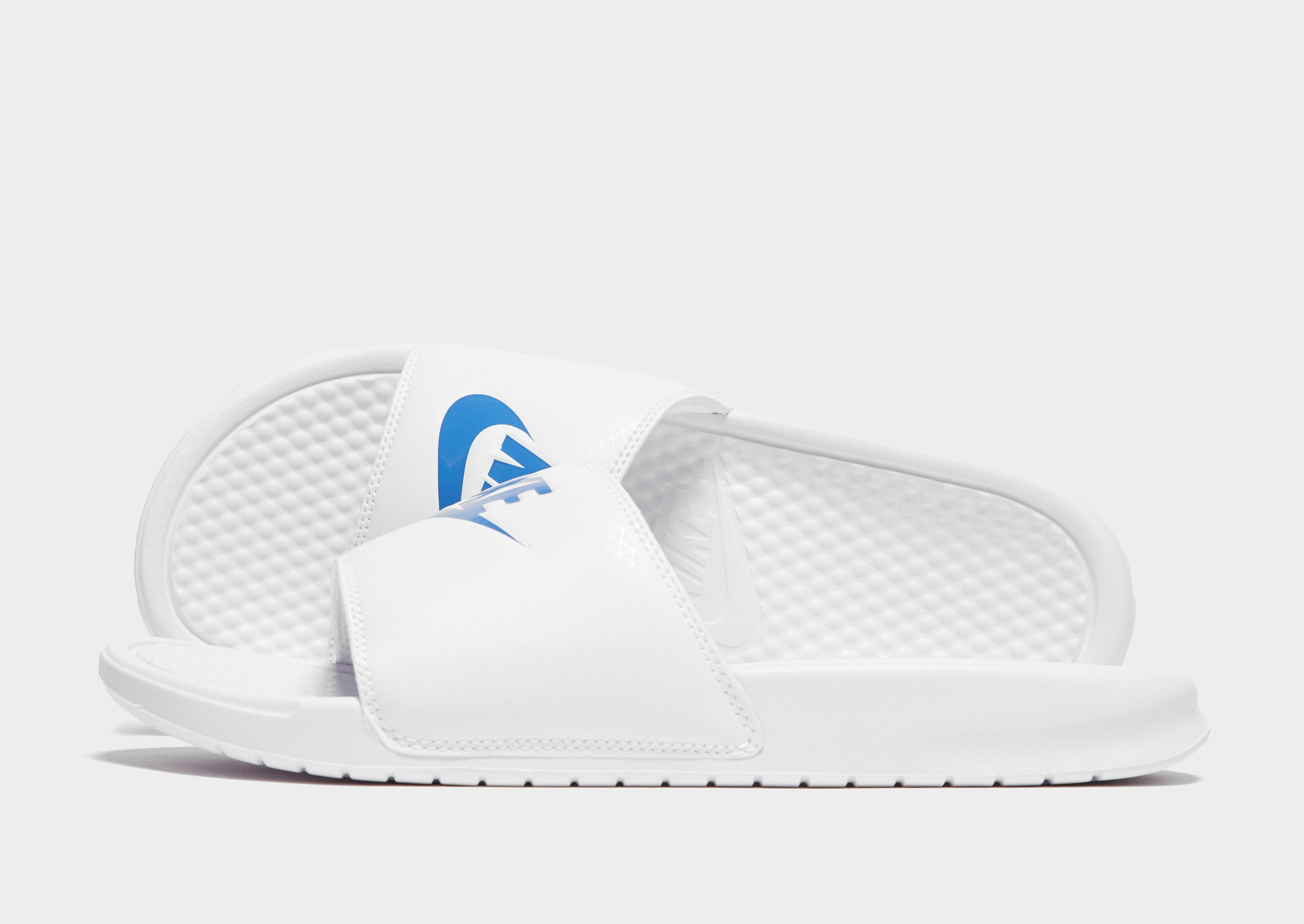 Nike chanclas Benassi Just Do It