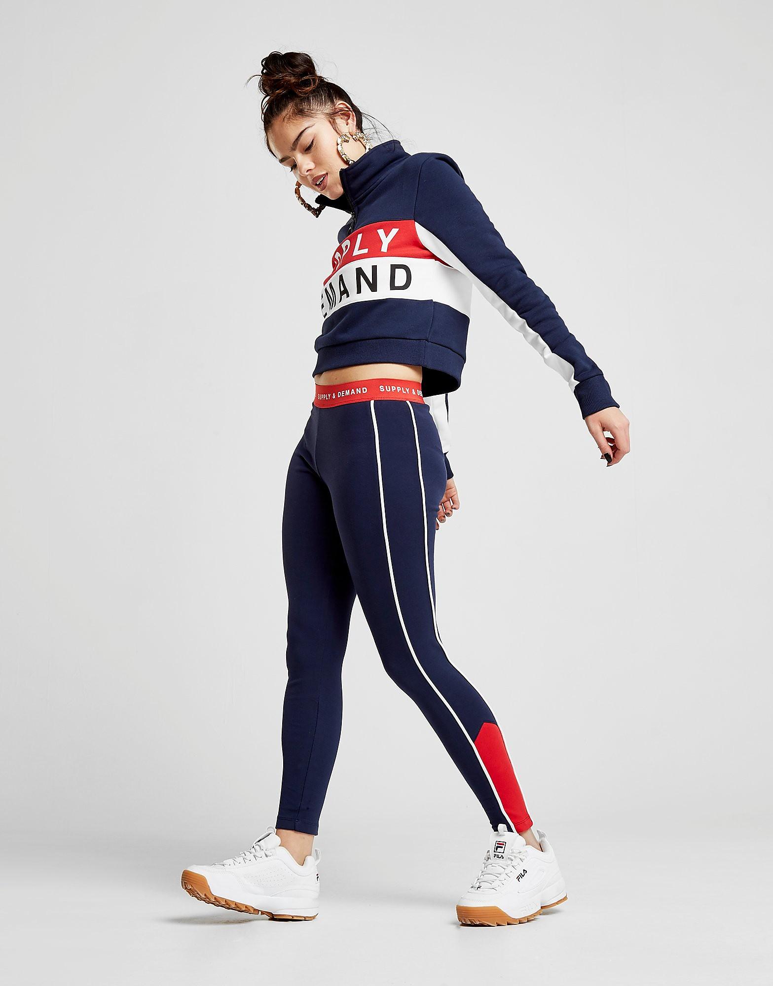Supply & Demand leggings Retro