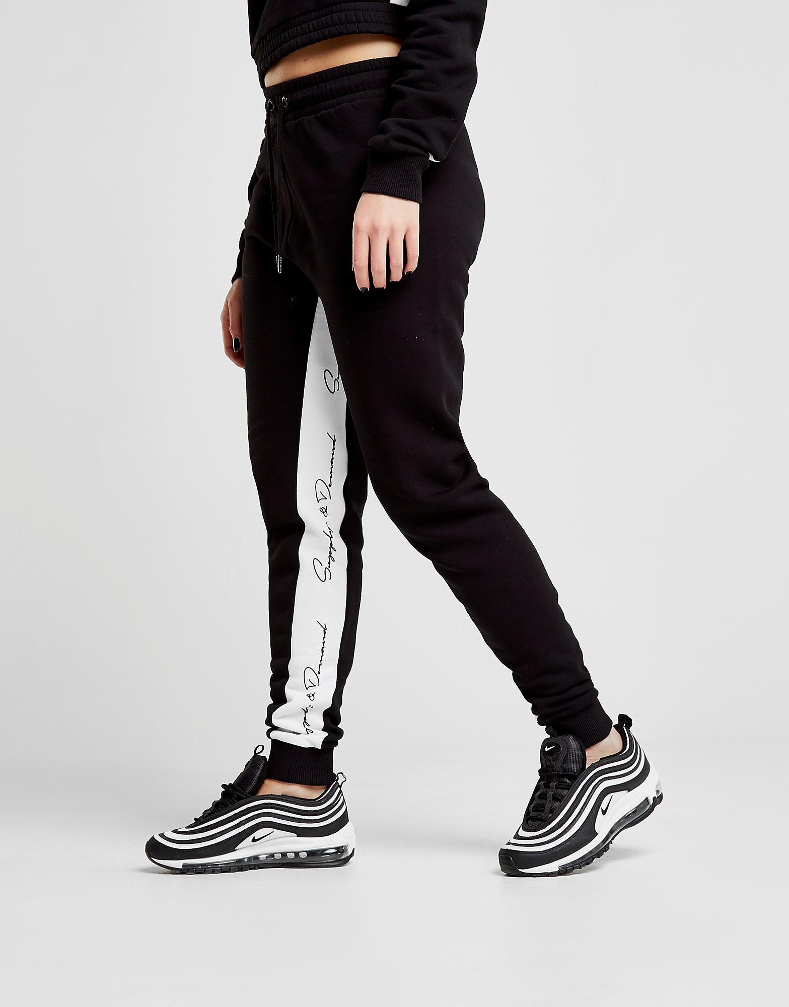 Supply & Demand pantalón jogger Script Contrast