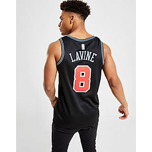 Nike NBA Chicago Bulls LaVine City Jersey ... 3965e9cfb06d2