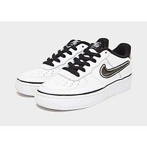 detailed look 93900 97368 ... Nike Air Force 1 Low NBA júnior