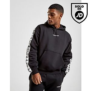 443310c0b4c84 adidas Originals sudadera con capucha Tape Fleece ...