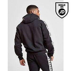 9862b50d756 adidas Originals sudadera con capucha Tape Fleece adidas Originals sudadera  con capucha Tape Fleece
