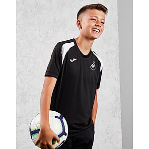 Joma Swansea City FC 2018 19 Training Shirt Junior ... 0d3132917e64d