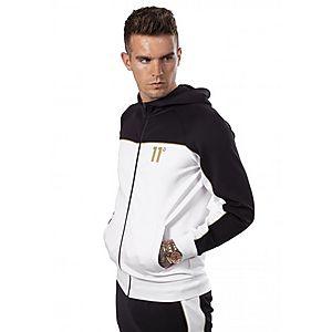11 Degrees chaqueta con capucha Colour Block Poly ... 04916027268