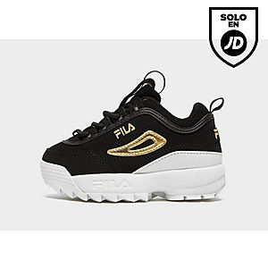 22fe6e47acab57 ... Online Sale Adidas Originals Zx 750 Mujer Blanco Negro Zapatos En  España 29055381; best loved fb1b4 96722 Fila Disruptor II Infant . ...