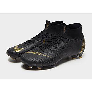 pretty nice 3c5cb 11946 ... Nike botas de fútbol Black Lux Mercurial Superfly Elite FG