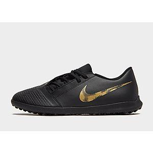 Nike botas de fútbol Black Lux Phantom Venom Club TF ... 63d1e7247b93a