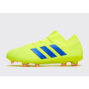separation shoes ce057 b446f adidas Exhibit Nemeziz 18.1 FG ...