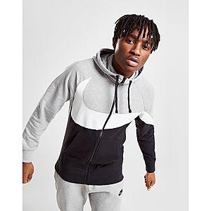 c6fbd58dd ... Nike Swoosh French Terry Full Zip Hoodie