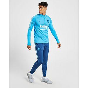 Nike pantalón de chándal FC Barcelona Squad ... 662b44094d9
