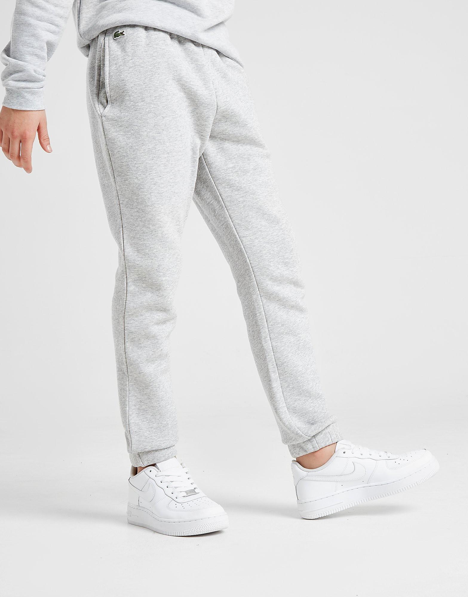 Lacoste pantalón de chándal Small Logo júnior