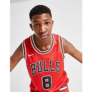 2bd3581d08a Nike NBA Lavine Chicago Bulls Jersey Junior ...
