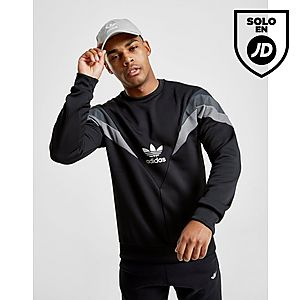 adidas Originals sudadera Street 90 Run ... fe4b7c3bb0b