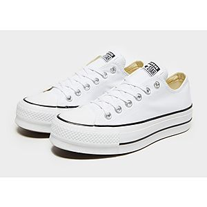 b09af9b6776 ... Converse All Star Lift Ox Platform para mujer
