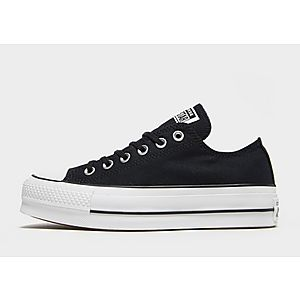 a9ee362e458 Converse All Star Lift Ox Platform para mujer ...