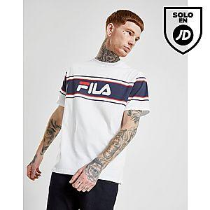 66e835663d641 Fila camiseta Brock Stripe ...