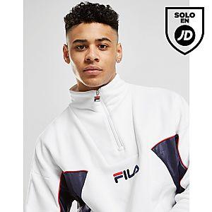 Fila Lag Mono 1 2 Zip Sweatshirt ... 01f04e3d51267