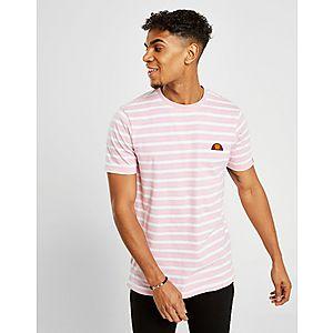 eed1de093e84c Ellesse Sailor Stripe T-Shirt ...