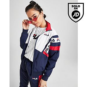 ... Fila Tape Colour Block Woven Track Top 51028089a0bba